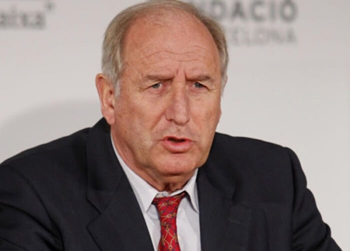 Carles Rexach - cựu giám đốc thể thao của Barca