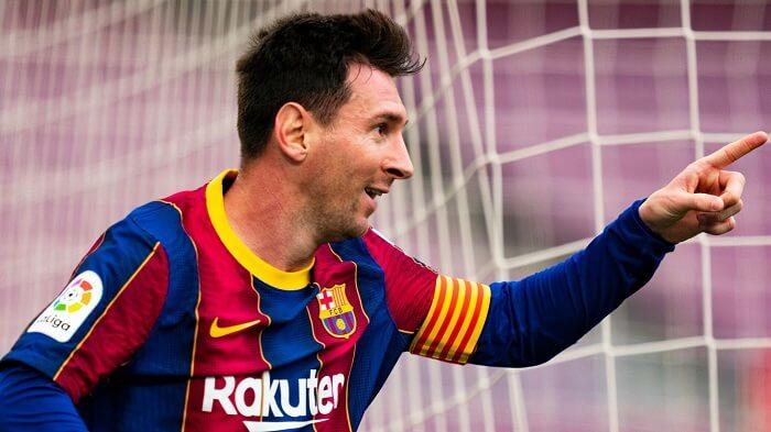 Một số thông tin chung về Messi