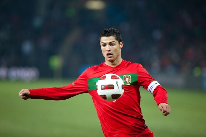 Ronaldo ở nước nào?